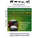 Festival du Non Labour et Semis Direct